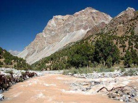 Гори у Таджикистані