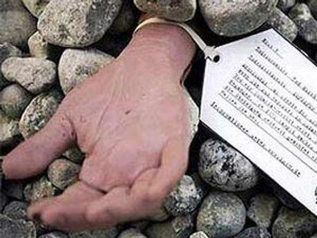 Пару закидали камінням