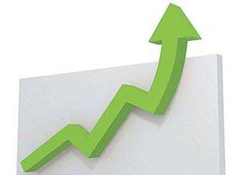 Порівняно з минулим роком ВВП росте