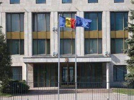Посольство Румунії в Москві