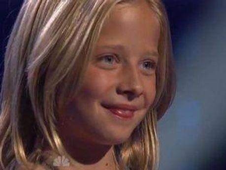10-річна зірка Джекі Іванко