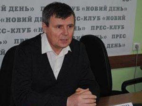 Депутат Верховної Ради від фракції БЮТ Юрій Одарченко
