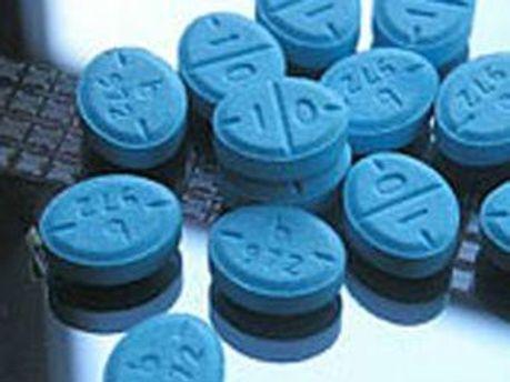 У литовського поліцейського вилучили більше 45 грамів амфетаміну