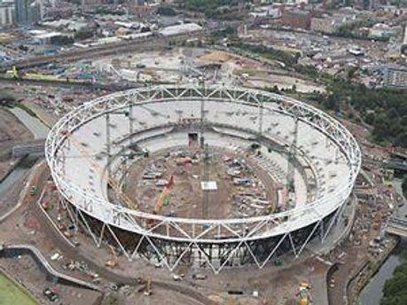 Майбутній олімпійський стадіон
