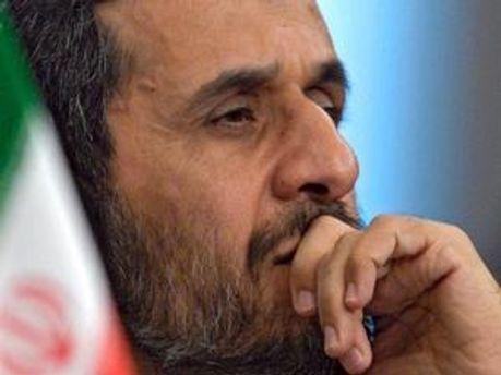 Президент Ірану Махмуд Ахмадинежад