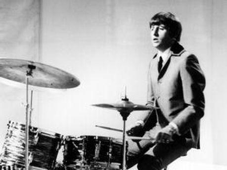 Ударник The Beatles Рінго Старр