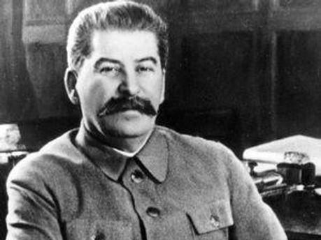Йосиф Вісаріонович Сталін