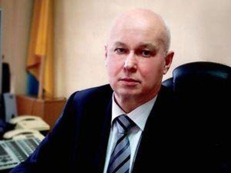 Міністр вугільної промисловості Юрій Ященко