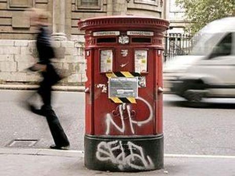 Британські поштарі дуже здивовані
