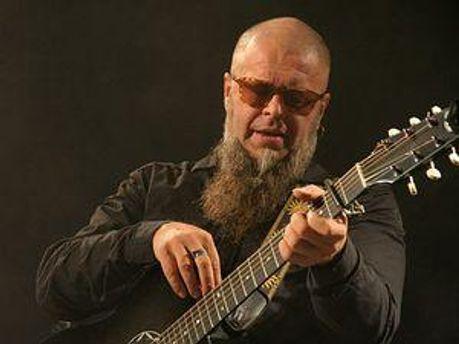 Легенда російської рок-музики Борис Гребенщіков
