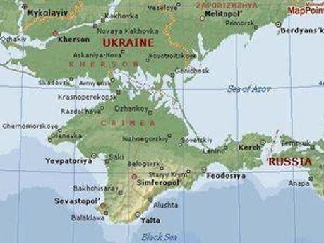 Крим може стати островом