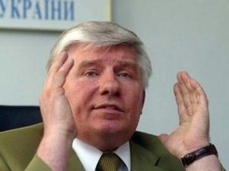Депутат від Партії регіонів Михайло Чечетов