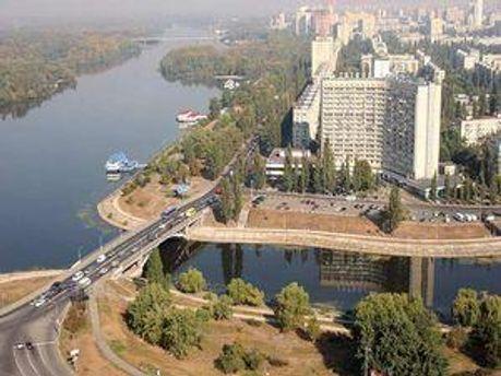 Дніпро, Київ