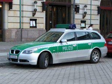 Німецька поліція затримала нетипову пару грабіжників