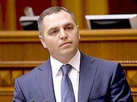Заступник глави адміністрації президента Андрій Портнов