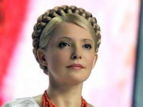 Лідер БЮТ Юлія Тимошенко