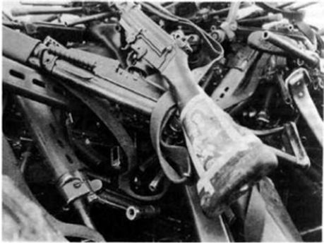 МВС закликає добровільно здати зброю