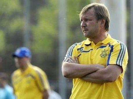 Юрій Калітвінцев очолить збірну України?