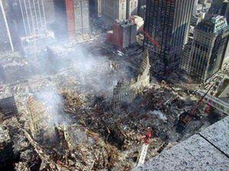 На місці веж-близнюкув збудують 13-поверхову мечеть