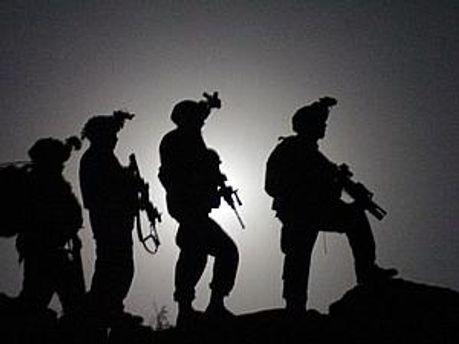 Військові НАТО у Афганістані