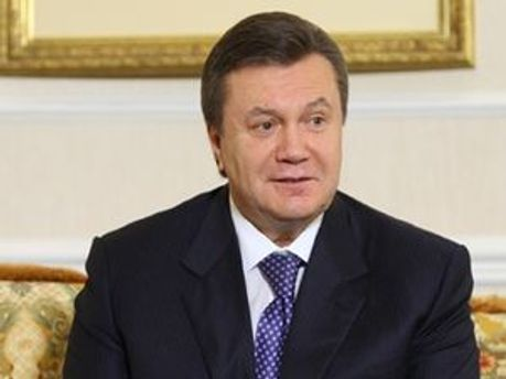 Віктор Янукович поїде вітати шахтарів