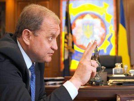 Могильов звільнив вже двох скандальних інспекторів ДАІ