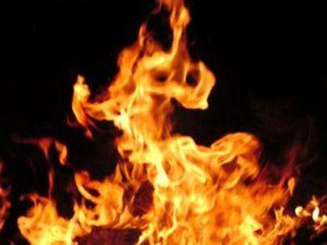 На Сумщині горять отрутохімікати