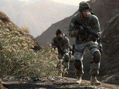 Скрін-шот із нової гри Medal of Honor