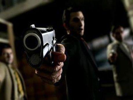 Скрін-шот із гри Mafia II