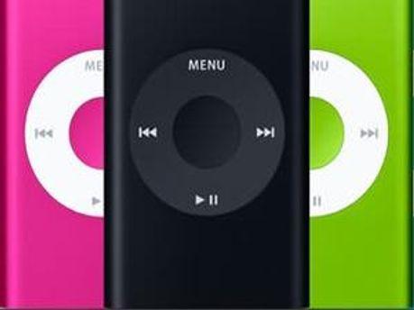 1 вересня світ побачить нові плеєри iPod