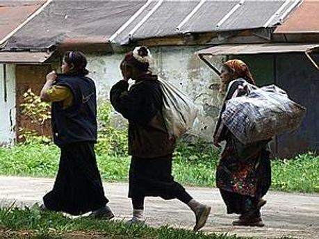 У Франції триває депортація циган-кочівників