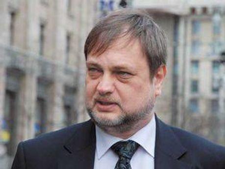 Президент Моторного страхового бюро України Володимир Романишин
