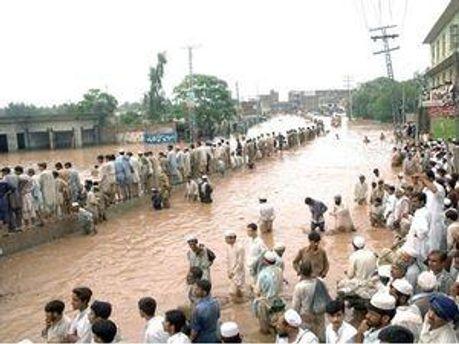 Повінь у Пакистані
