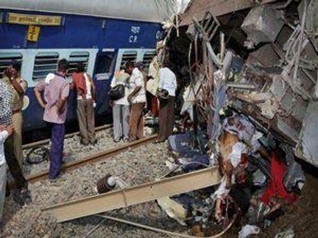 Залізничний теракт в Індії