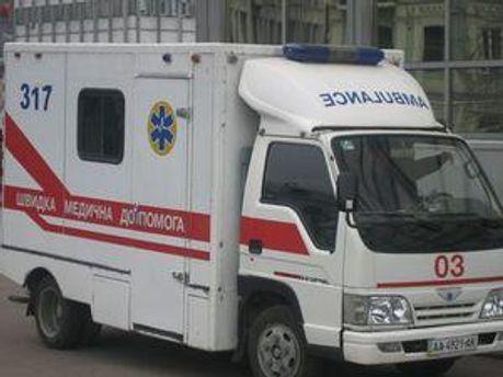 В результаті ДТП госпіталізували 17 пасажирів