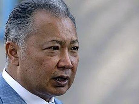 Колишній Президент Киргизстану Курманбек Бакієв