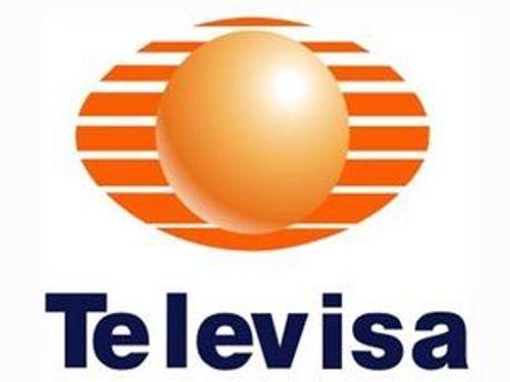 Логотип мексиканського телеканалу Televisa