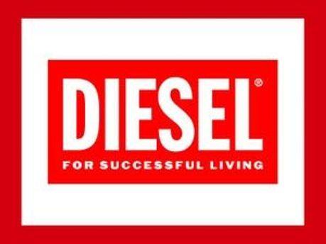 Логотип Diesel