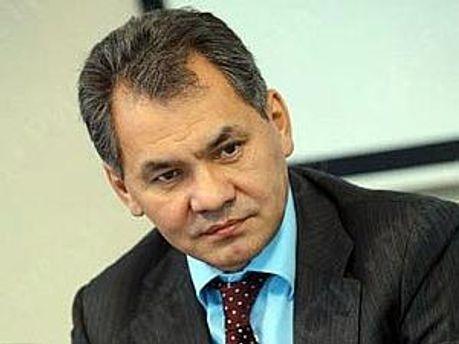 Міністр з надзвичайних ситуацій РФ Сергій Шойгу