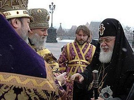 Католікос-Патріарх Грузії Ілія Другий