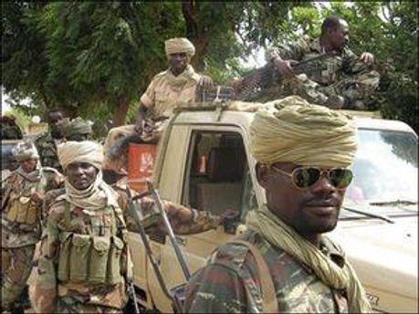Суданські військові