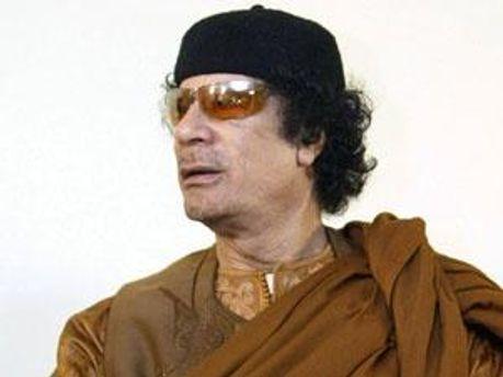 Муамар Каддафі