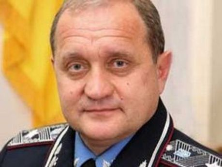 Міністр внутрішних справ України Анатолій Могильов