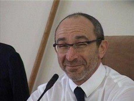 Виконувач обов'язків харківського міського голови Геннадій Кернес