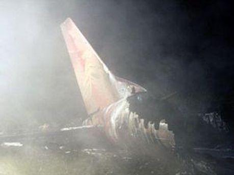 Лайнер Embraer-190, що розбився 24 серпня
