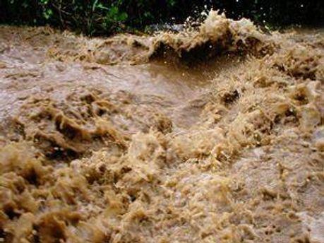 У річках на Закарпатті може піднятись рівень води