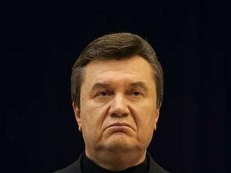 Віктор Янукович не хоче вчити географію