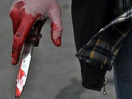 Двоє людей загинули від ножових поранень