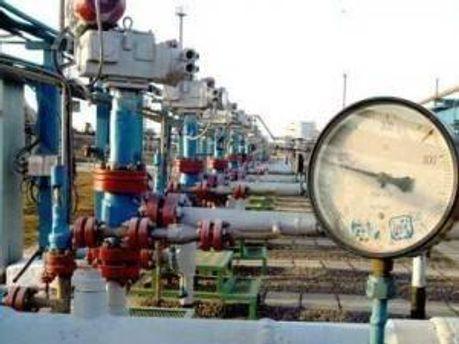 Українська сторона перестала постачати газ у Польщу
