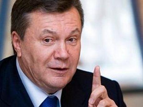 Янукович скасував закони Ющенка